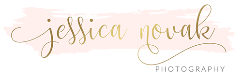 Jessica Novak Photography logo